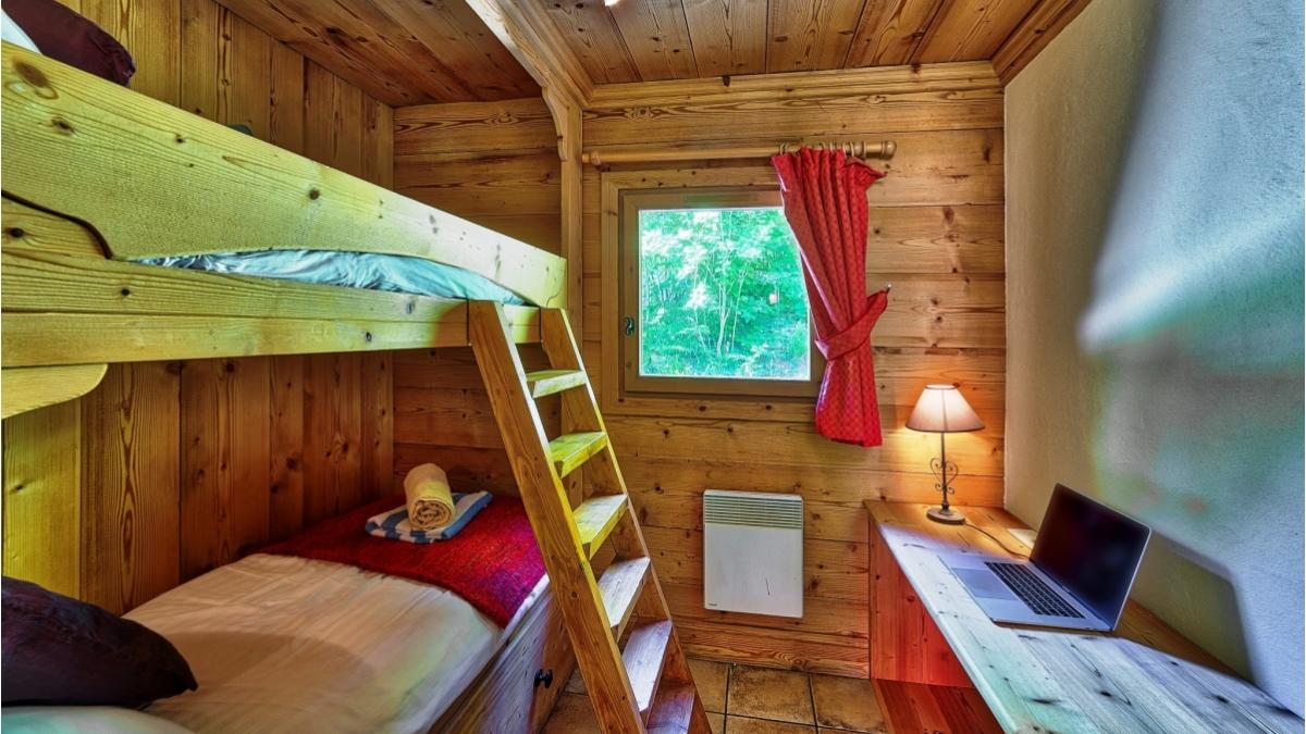 twin bunk